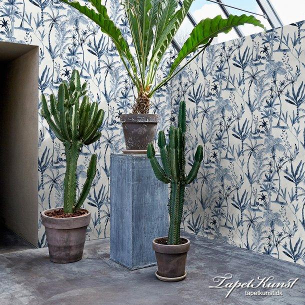 Metermål - Designed for Living - Wild Plants - Blå
