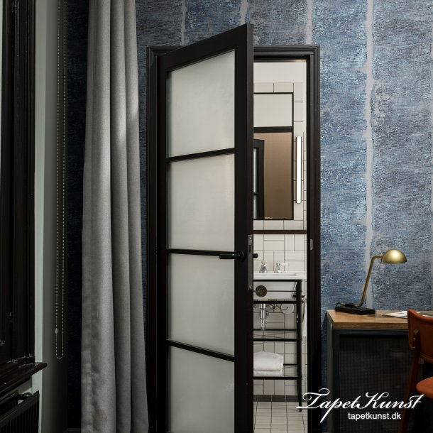 Rustic panels - Blå