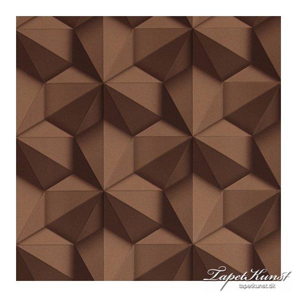 Loft - Graphic 3D - Brown