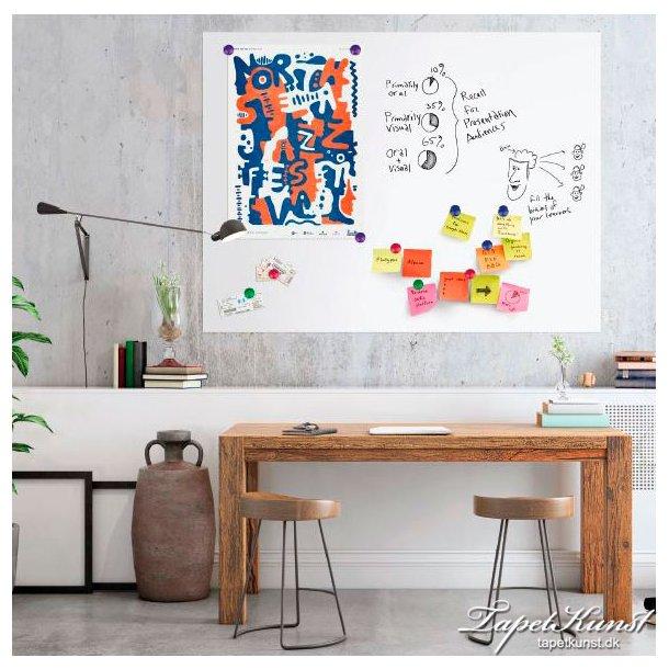 Wall Wizart - Magnetisk Whiteboard