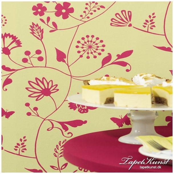 Metermål - Zia Flowers Lemon