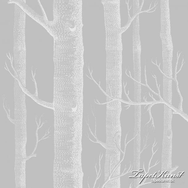 Woods - Grey & White