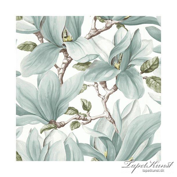 Metermål - Magnolia - Blue