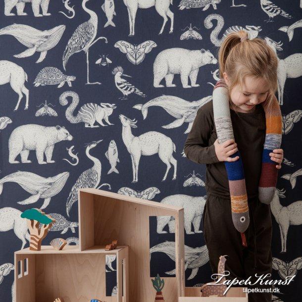 Animals - Blue