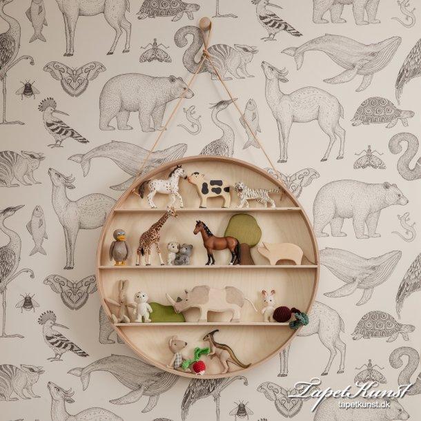 Animals - Off-White