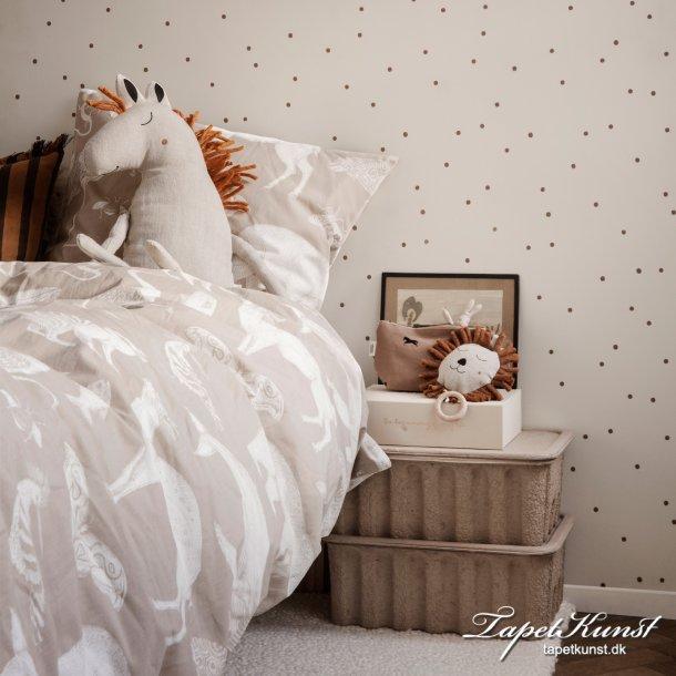 Dot Wallpaper - Off-White