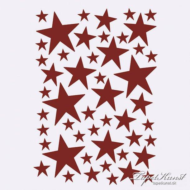 Mini Stars - Red