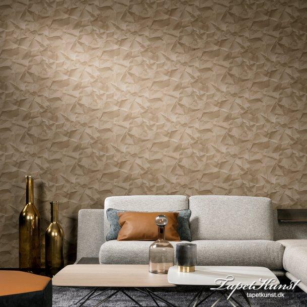 Paper Craft - Crinkle - Brun