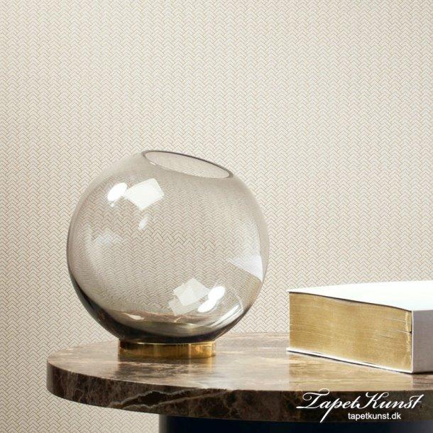 Tinted Tiles - Tangle - Gold