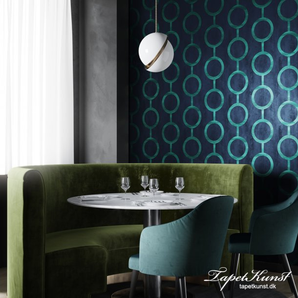 Contemporary - Teal