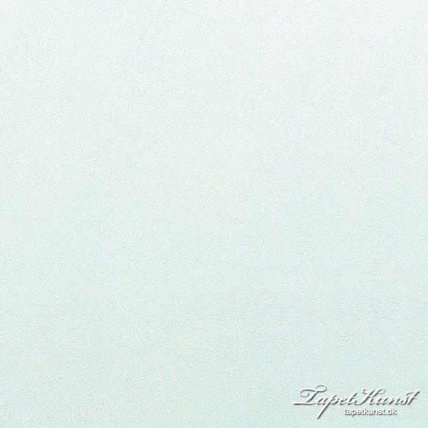 Læderlook - Hvid