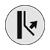 Tapet symbol - Tapeten er aftagelig