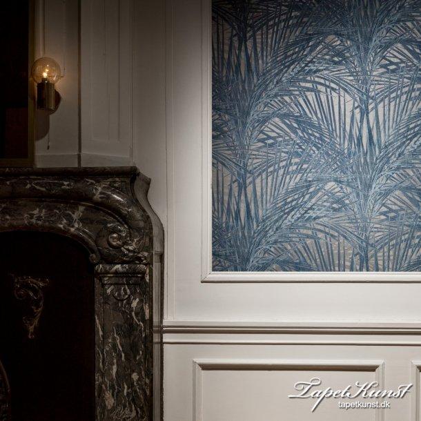 Metermål - Palm - Dark Blue