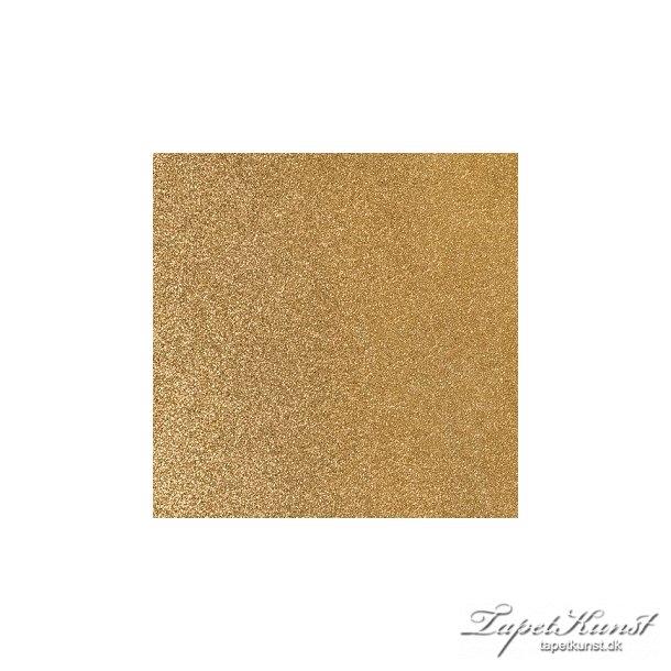 Metallic Glitter - Guld