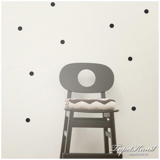 Mini Dots - Black